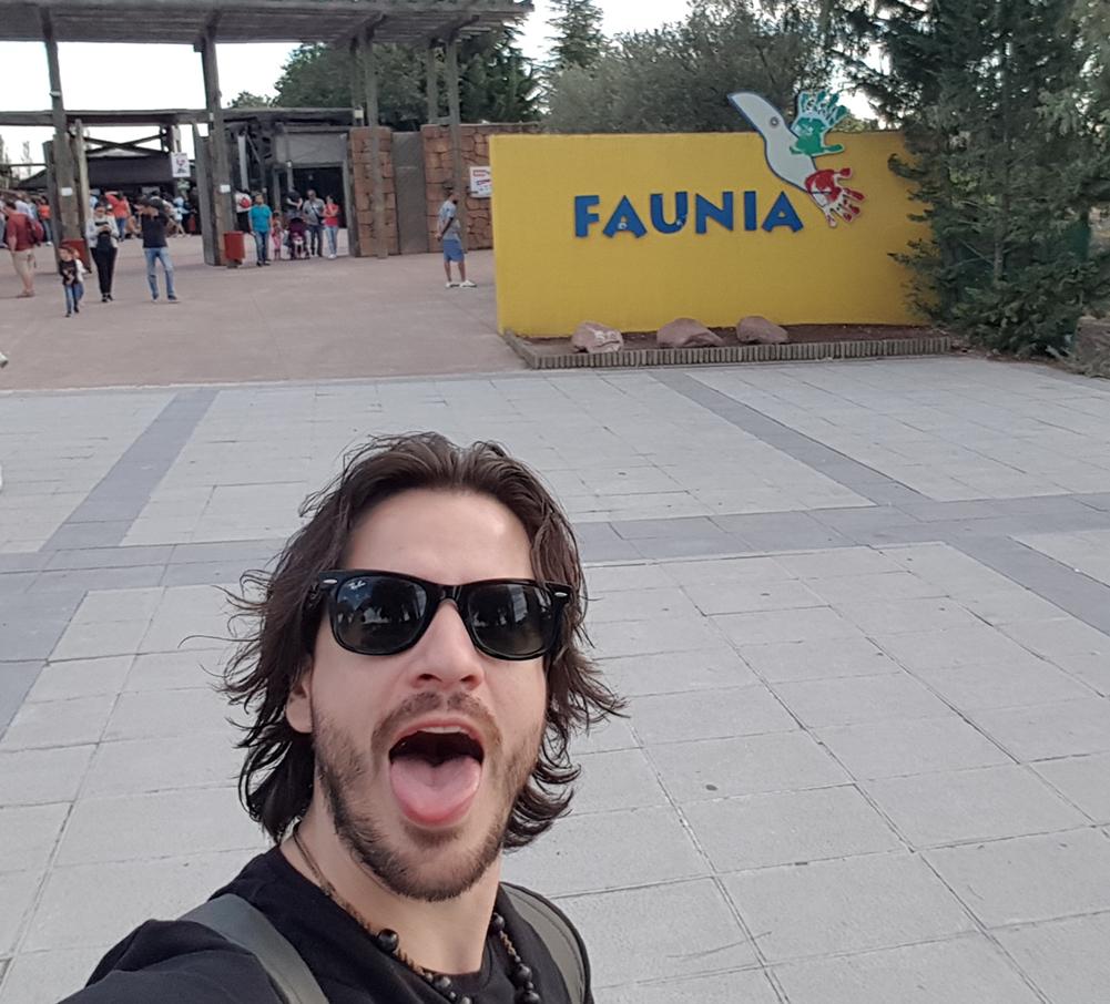un argentino en españa joaquin castellano que hacer en faunia